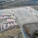 Budowa placu składowego oraz parkingu dla Paroc sp. z o.o - Broster