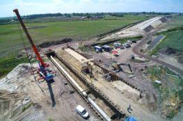 Przebudowa rurociągów przesyłowych należących do Ciech S.A. pod budowaną obwodnicą Inowrocławia - Broster